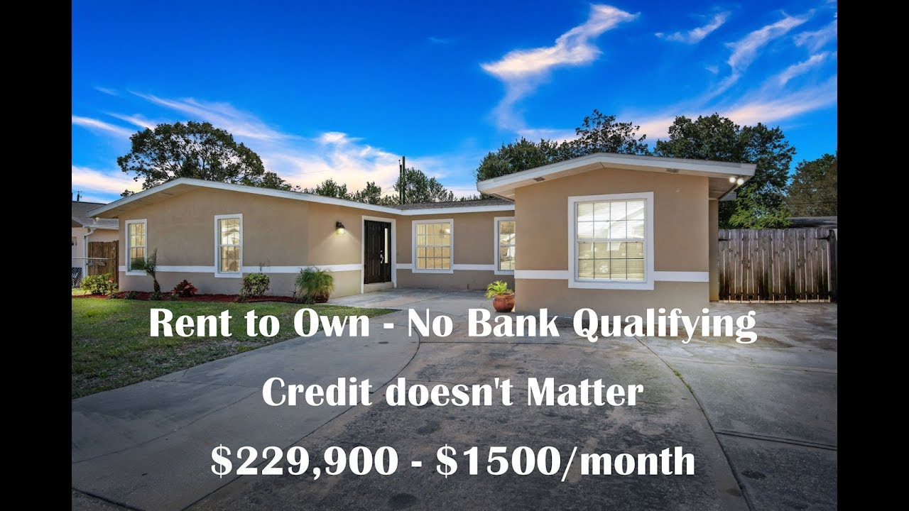 Titusville Rent to Own Home   955 Grant Rd 1