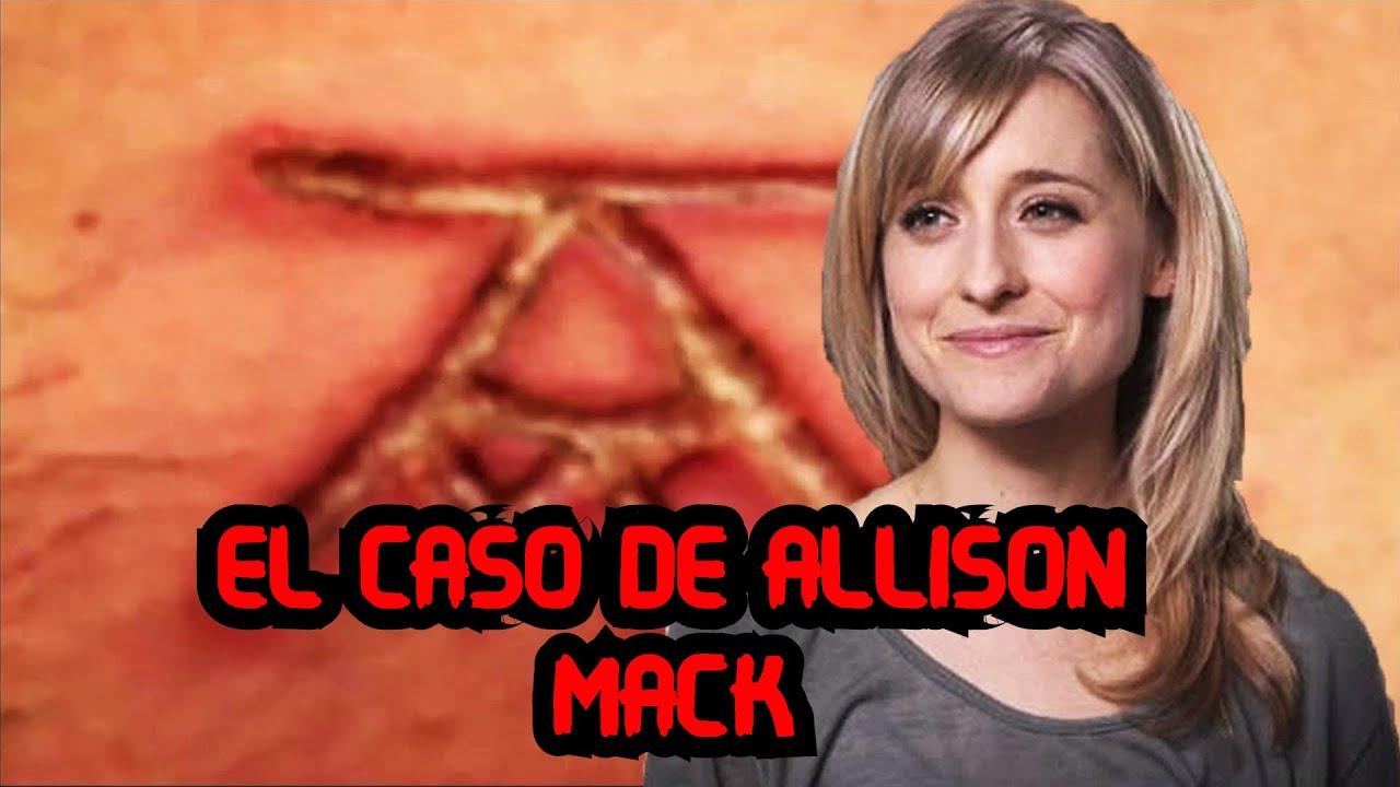 De smallville a una SECTA SEXUAL - el caso de Allison Mack