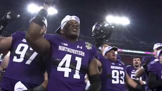 Northwestern Football - Music City Bowl Highlight