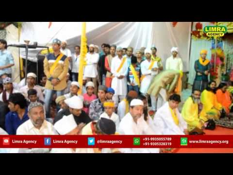 Fankar Ghulam Waris Part 1 Sufiyana Qawwali Jashne Waris Paak  U P  HD India