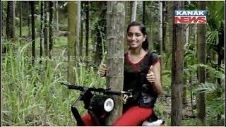 Karnataka Farmer develops 'Bike' to climb arecanut trees