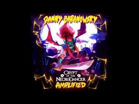 Crypt of the Necrodancer: AMPLIFIED OST - Danny Baranowsky - full EP (2017)