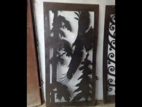 Cnc Plasma Art Designs Youtube