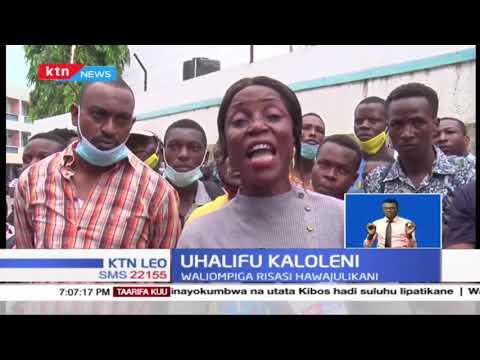 Mwanamume mmoja ahofiwa kuuliwa kwa kupigwa risasi na watu wasiojulikana mjini Mombasa