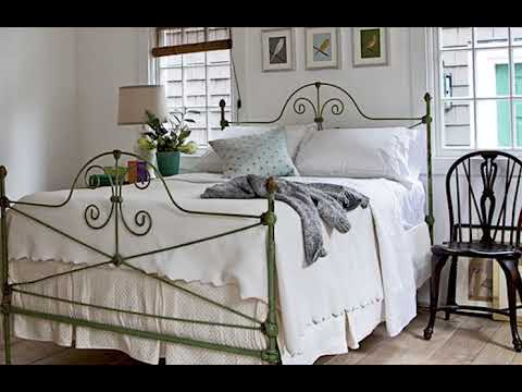 Cathouse Antique Iron Beds - Vintage Bed Frames - Conversions - Cathousebeds.com
