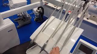 Стоматологическая установка SEGER U200 Обзор