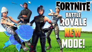 *NEW GAME MODE* NEW FORTNITE 20 vs 20 UPDATE!! (Fortnite Battle Royale)