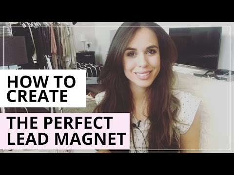 How To Create The Perfect Lead Magnet (A Step-By-Step Checklist)