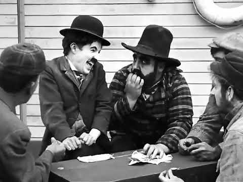 Charlie Chaplin Gambling Funny Scene Best Of World Comedy Videos