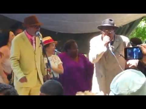 George Clinton &  Parliament-Funkadelic - Give Up the Funk/Atomic Dog - Live in Broooklyn 7/16/2015