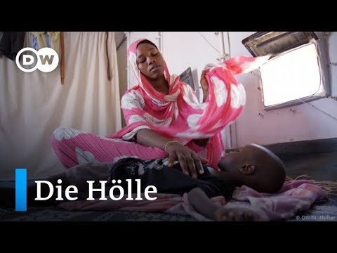 Die Hölle:  Flüchtlinge Berichten Aus Libyen | DW Reporter