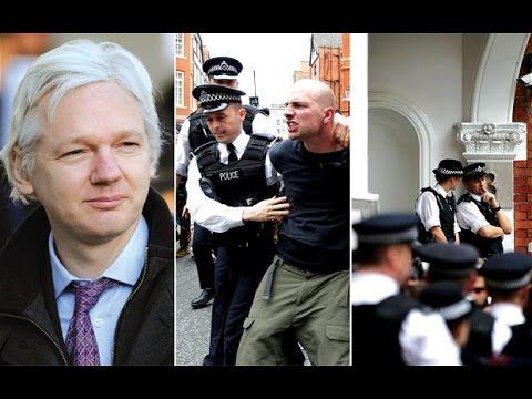 Julian Assange 'to leave' Ecuador embassy
