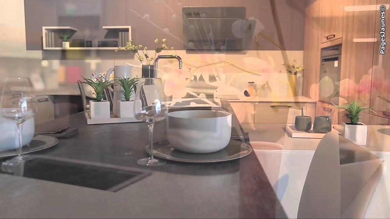 Cuisines schmidt vente de cuisine nanteuil l s meaux youtube for Cuisine schmidt