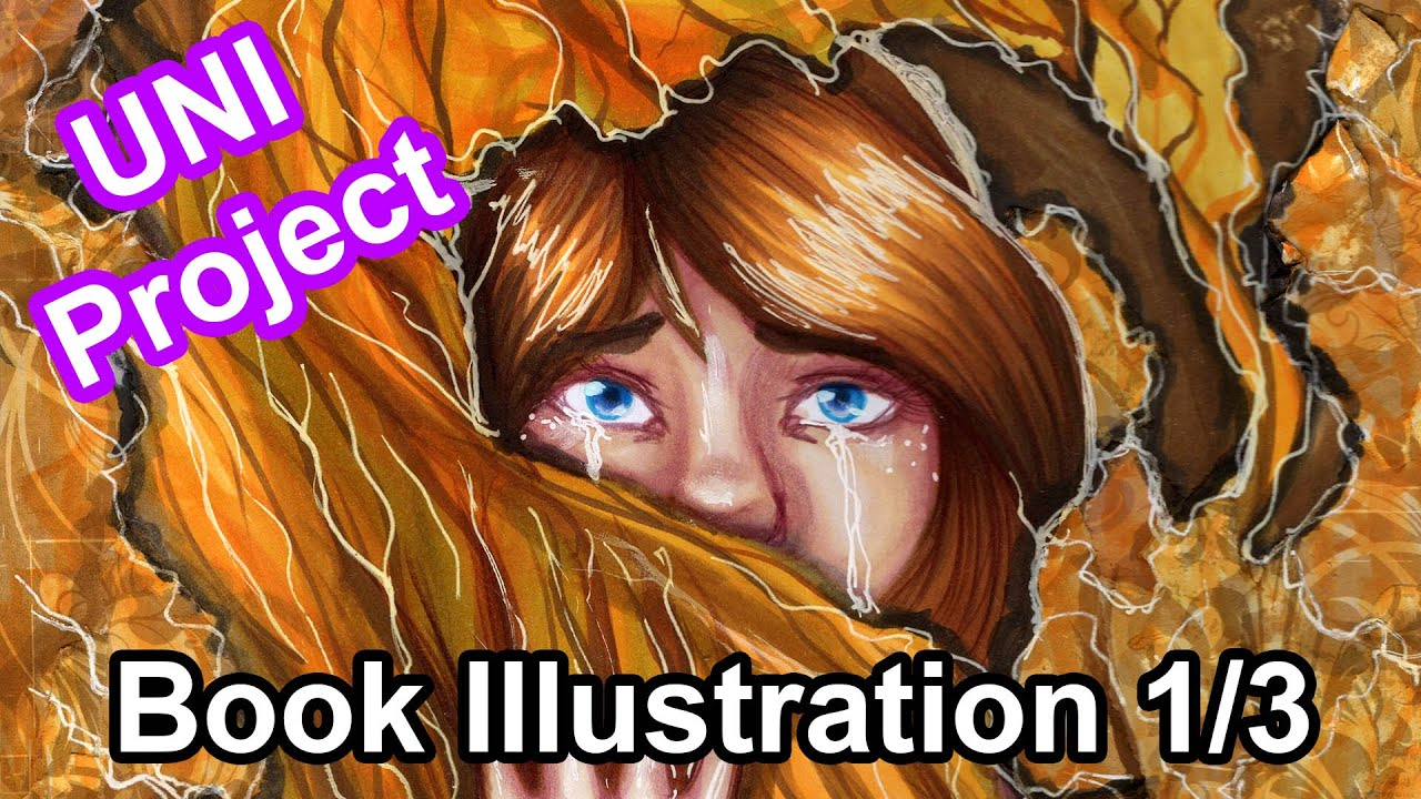 The Yellow Wallpaper Book Illustration 1 3 [University Summer