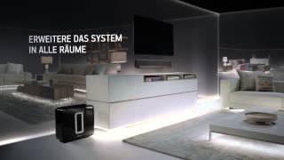 Sonos® Connect Produkt-Video DEUTSCH
