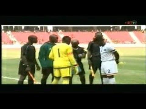 Congo vs RDC du 11 août 2017 éliminatoire du Chan 2018 match aller