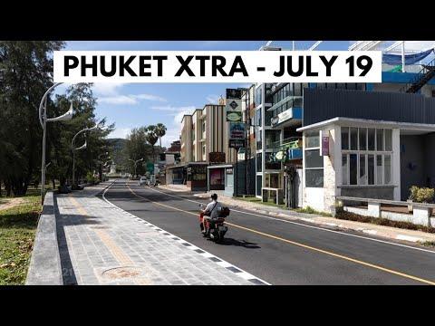 New Phuket restrictions, Bangkok lockdown, AstraZeneca letter leak |:| Thailand News