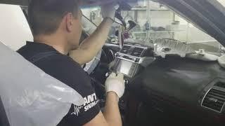 видео Range Rover Vogue 2017 после небольшого рестайлинга