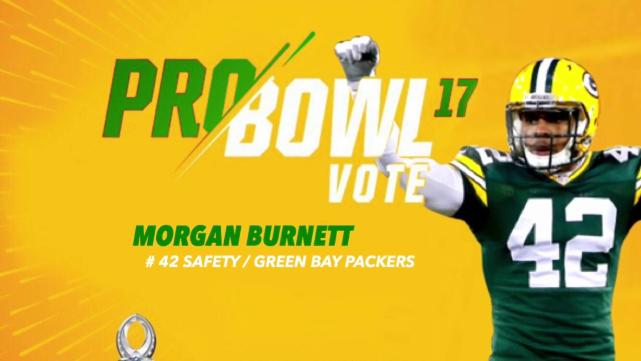 Morgan Burnett Highlight Reel