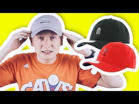 DAD CAPS... stehen mir leider nicht! #eierkopf | 4 Dad Hats von kickz.com | Tomy Hawk TV