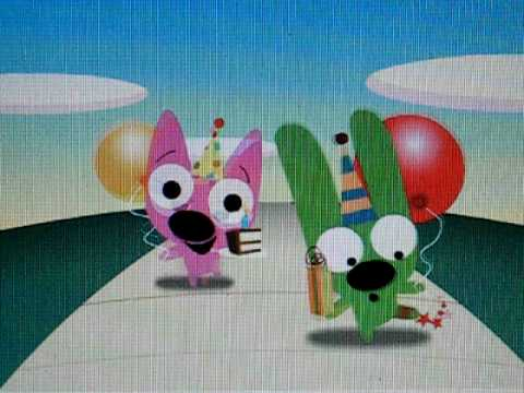 Hoops YoYo Birthday Dash YouTube – Hoops and Yoyo Birthday Card