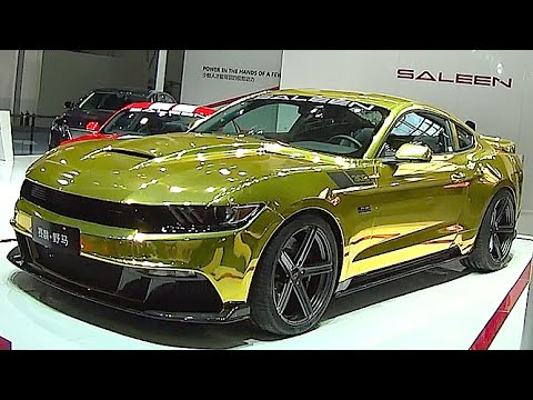 2016 Saleen Mustang >> 2016, 2017 Saleen S302, Mustang, 620, 351, 281 video interior, exterior - YouTube