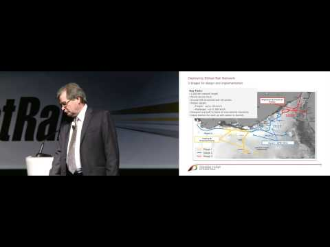 The UAE National Network - John Lesniewski of Etihad Rail
