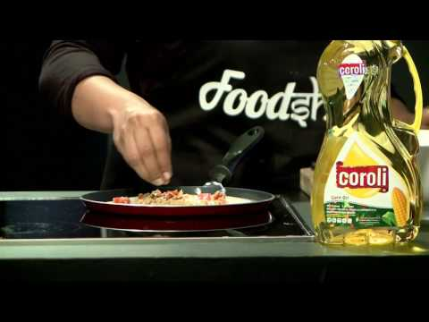 Coroli cooking oil in Foodshala season 6 video1