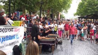 La Semana Grande in San Sebastian met Cimbalom 20140811 154725