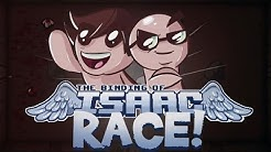 Afterbirth Race vs. Mathas!  #1