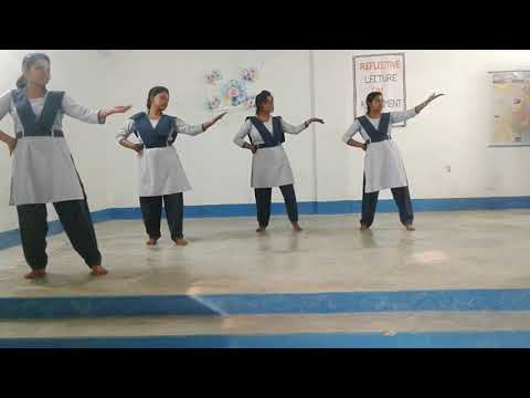 Baikuntha college of education dance video