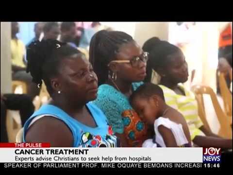 Cancer Treatment – The Pulse on JoyNews (5-2-18)