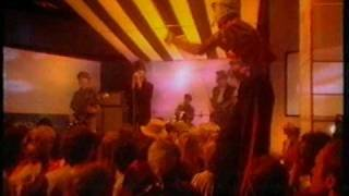 Echo and the Bunnymen - Back Of Love (Top of the Pops)
