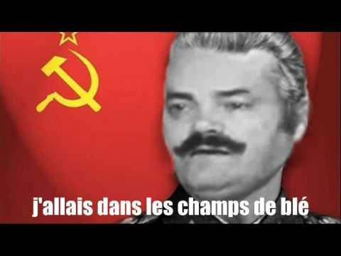 parodie hymne russe