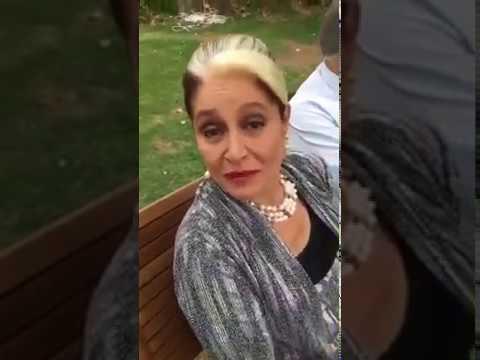 Daniela Romo  En Tierras Salvajes Facebook