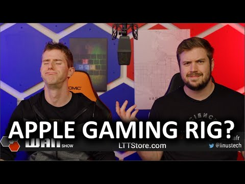 Apple's $5000 Gaming PC? - WAN Show Jan 3, 2020