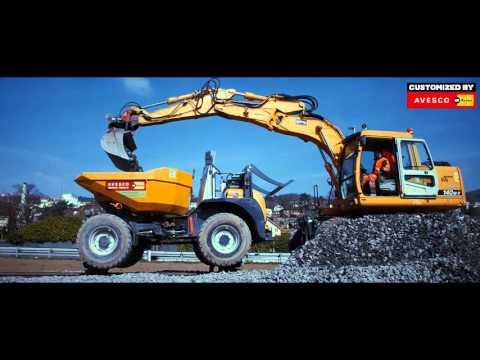 Solutions sur mesure pour vos travaux spéciaux - Customized by Avesco Rent - Rail-route
