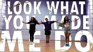 Taylor Swift - Look What You Made Me Do | choreography by Matt Pardus