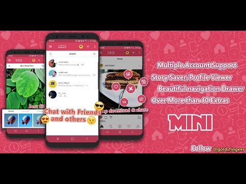 Mini for Instagram™ ~ Mini IG ❤️ - Apps on Google Play