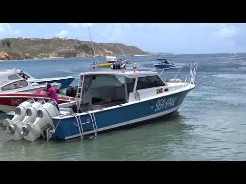 Anguilla poker run 2018(short video)