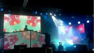 Future music festival Malaysia 2012 - Tinie Tempah - Written In The Stars (live)