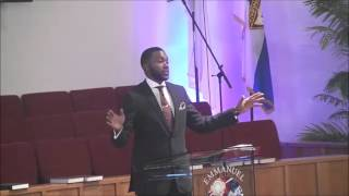 """""""Do not worry about a thing"""" Sermon By Richard Martin"""