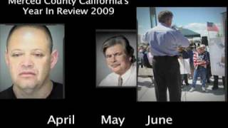 Merced County California Year In Review 2009 Part 2 of 4