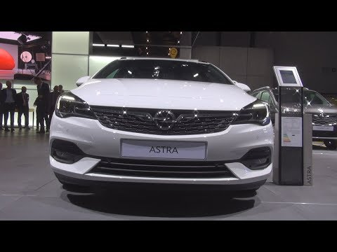 Opel Astra Sports Tourer GS Line 1.5 Diesel 122 Hp 9AT (2020) Exterior And Interior