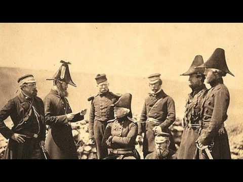 The Crimean War - The Light Brigade