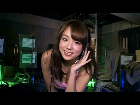 篠崎愛 サドンアタック CM スチル画像。CM動画を再生できます。