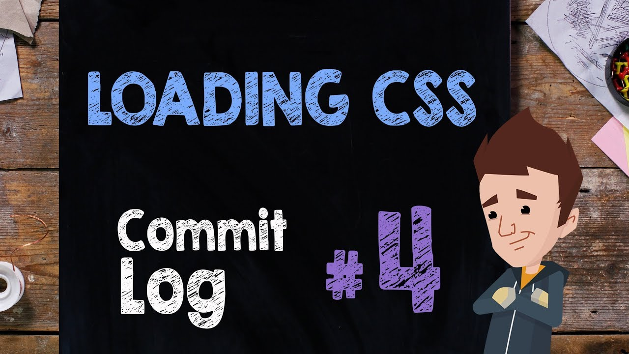 Supercharged CommitLog WordPress: Loading CSS