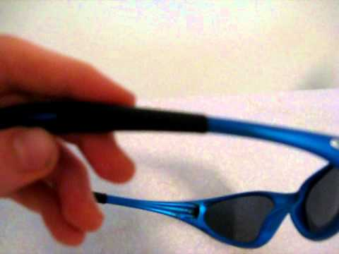 oakley minute blue sunglasses  oakley minute