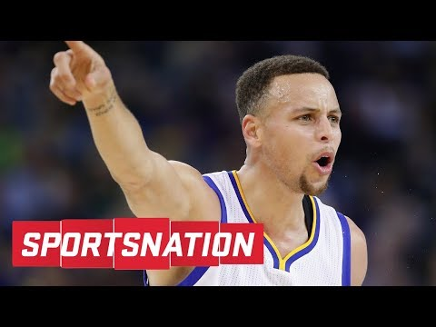 Dahntay Jones' Steph Curry Comment Does Not Matter | SportsNation | ESPN