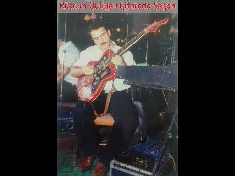 🎸Rüstəm Quliyev - Gitarada Muğam parçası (evdə məşq)